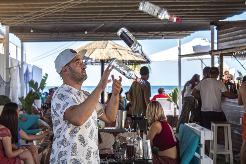 Este sábado, 8 de agosto, vuelve el tardeo en Blay Beach