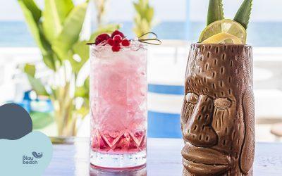 Lounge y cócteles: verano modo ON en Blay Beach